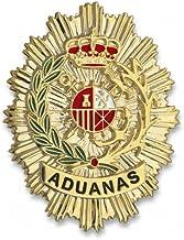 Albainox 9184 badge voor volwassenen, uniseks, eenheidsmaat