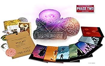 Marvel Cinematic Universe  Phase Two  Iron Man 3 / Thor  The Dark World / Captain America  The Winter Soldier / Guardians of the Galaxy / Avengers  Age of Ultron / Ant-Man  Amazon Exclusive  [Blu-ray]