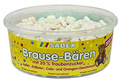 Sadex Brause Bärchen 300 Stück