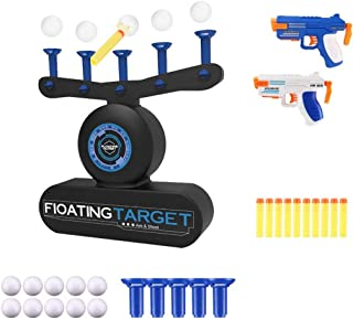 Yakuin Electric Floating Target for Shooting, Glow in The Dark Target Game, Indoor Target for Shooting Practice for Boys a...