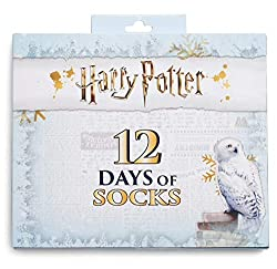 Hedwig's Theme, 12 days of socks