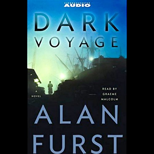 Dark Voyage audiobook cover art