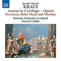 Aeneas in Carthage-Opera: Overtures Ballet Music &