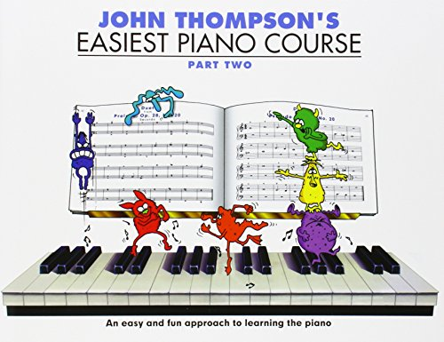 EASIEST PIANO COURSE PART TWO: Revised Edition: Part 2