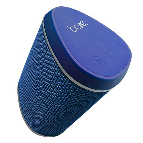 boAt Stone 170 5W Bluetooth Speaker(Cobalt Blue)