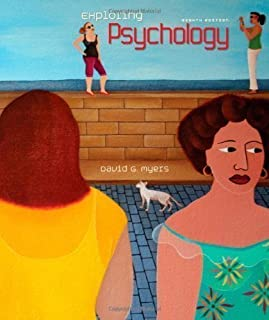 By Myers, David G. Exploring Psychology Eighth Edition Paperback
