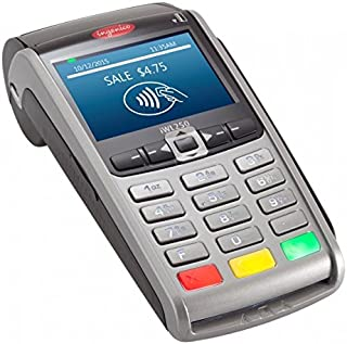 Ingenico iWL250 Wireless Credit Card Machine- With Smart Card/EMV Reader - Designed for VANTIV