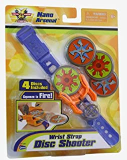 Wrist Strap Disc Shooter