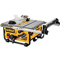 Dewalt DW745 vs Dewalt DWE7480 table saw comparisons 1