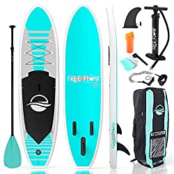2. SereneLife Premium - best stand up paddle boards for surfing