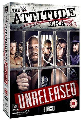 WWE: Attitude Era Vol. 3 - Unreleased [DVD] [UK Import]