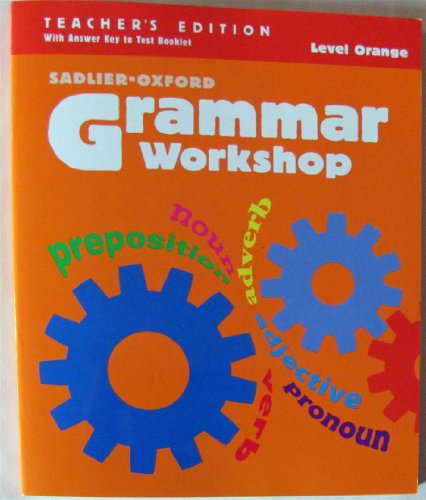 Grammar Workshop Level Orange