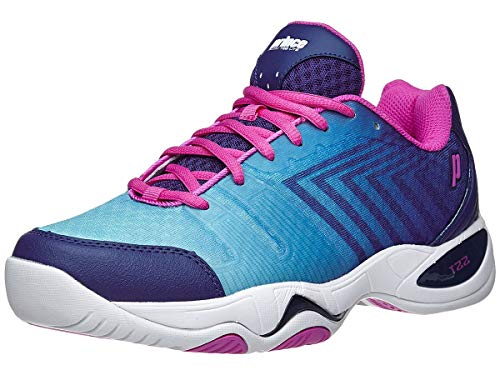 Prince T22 Lite Oc/Wh/Pk Women's Shoes 9.0