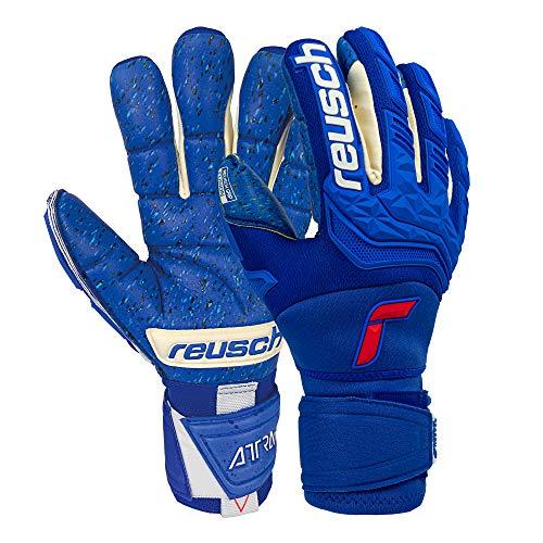 Reusch Attrakt Freegel Fusion Ortho-Tec Goaliator Deep Blue/Deep Blue 9,5