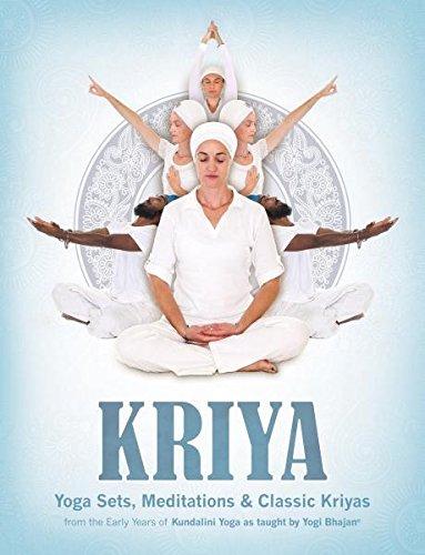KRIYA: Yoga Sets, Meditations & Classic Kriyas
