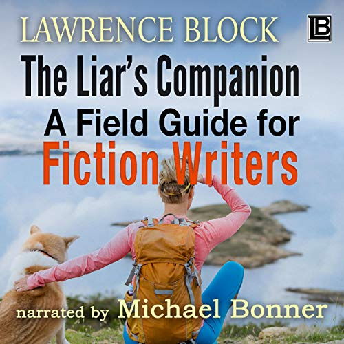 The Liar's Companion audiobook cover art