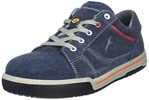 Albatros Freestyle Blue LOW, Unisex-Erwachsene  Sicherheits-Sneakers, Blau (blau), 42 EU