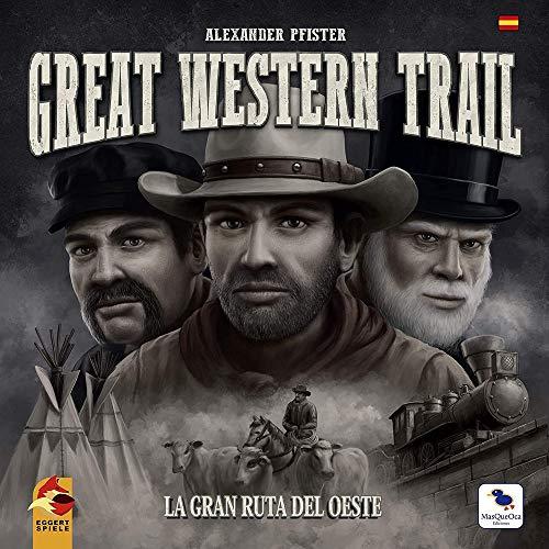Ediciones MasQueoca - Great Western Trail - La Gran Ruta del Oeste Segunda Edición (MQOE00054)