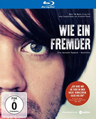 Wie ein Fremder - Eine Deutsche Popmusik-Geschichte [Blu-ray]