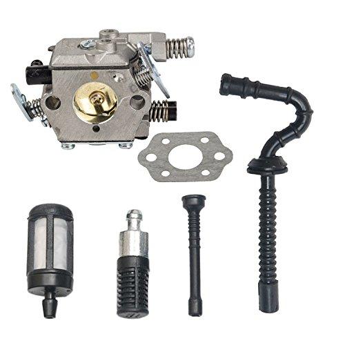 OxoxO Vervang Carburateur Carb Brandstoffilter Oliefilter Brandstoflijn Olie Lijn Past Stihl 021 023 025 MS210 MS230 MS250 kettingzaag