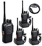 Best Baofeng Handheld Ham Radios - BaoFeng BF-888S (Pack of 4) Handheld 5W Two Review