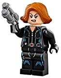 LEGO Marvel Super Heroes S.H.I.E.L.D. - Black Widow with Blaster Gun (76042)