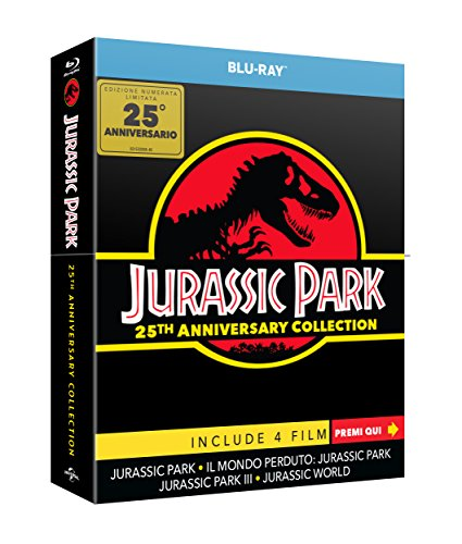 Jurassic Collection: The Gate Limited Edition (4 Blu-Ray) [Italia] [Blu-ray]