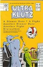 Ultra Klutz #28 April 1990