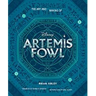 Art and Making of Artemis Fowl (Disney Editions Deluxe)