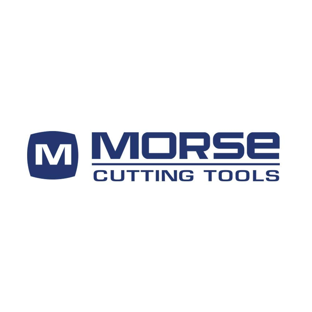 Morse 5945T #5 Ranking TOP2 Directly managed store 60' Comb DRL 6IN CTSK SC 93090 Plain