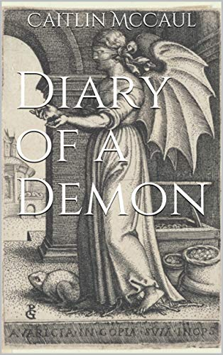 Book: Diary of a Demon by Caitlin Dale McCaul