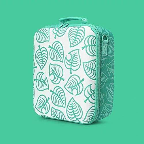 Wiouy Aufbewahrungstasche für Nintendo Switch Tasche Reisekoffer Controller Hard Carry Portable Pouch, siehe abbildung, One size