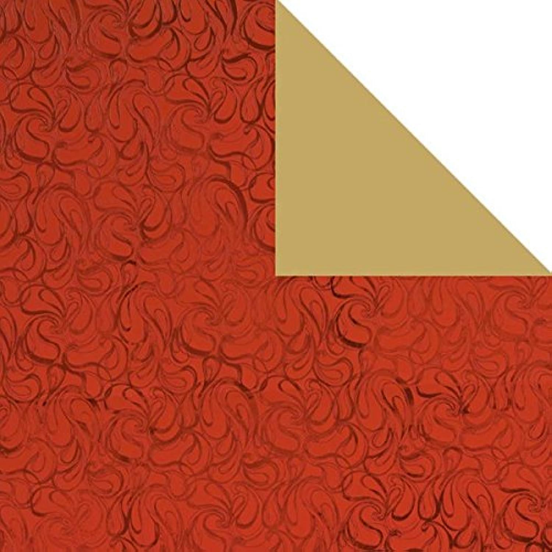Geschenkpapier Bogen Haze rot Gold 70cmx100cm 70cmx100cm 70cmx100cm B07DCQ8DKX | Eleganter Stil  83051e