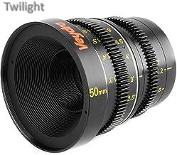 Veydra 50mm T2.2 Mini Prime Lens (MFT Mount, Meters)