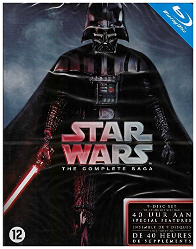 Star Wars - The Complete Saga (1 BLU-RAY)