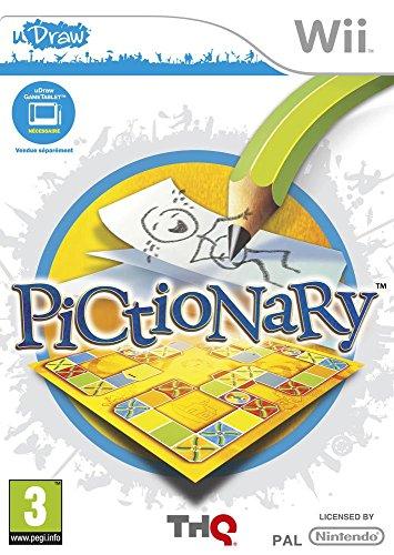 Pictionary (jeu Wii tablette) [Importado de Francia]