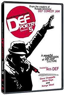 Russell Simmons Pres Def Poetry:S5 (DVD)