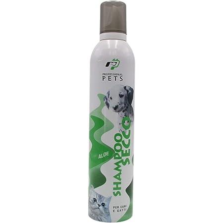 Professional Pets Shampoo Secco Ml.400 Aloe