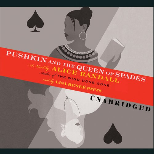 Pushkin and the Queen of Spades audiobook cover art