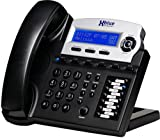 Xblue X16 Small Office Phone System 6 Line Digital Speakerphone (XB1670-00, Charcoal)