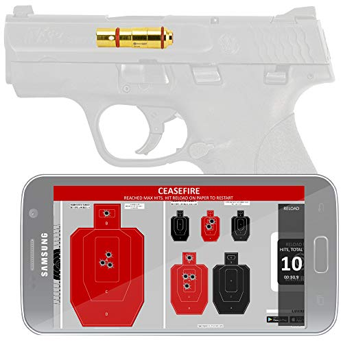 LaserHIT Dry Fire Training Kit (Android, 9mm/HD Mini)