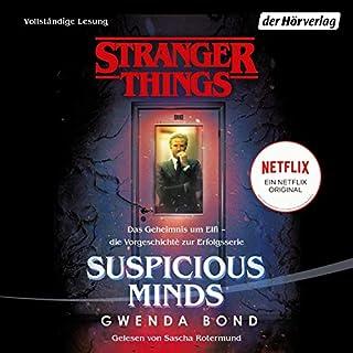 Stranger Things - Suspicious Minds. Das Geheimnis um Elfi Titelbild