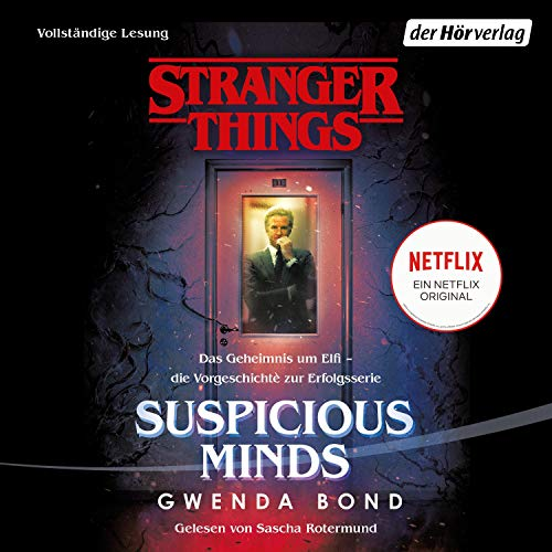 Stranger Things - Suspicious Minds. Das Geheimnis um Elfi audiobook cover art