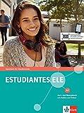 Estudiantes.ELE A1: Spanisch für Studierende. Kurs- und Übungsbuch mit Audios und Videos (Estudiantes.ELE: Spanisch für Studierende)