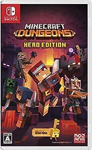 Minecraft Dungeons Hero Edition(マインクラフトダンジョンズ ヒーローエディション) -Switch