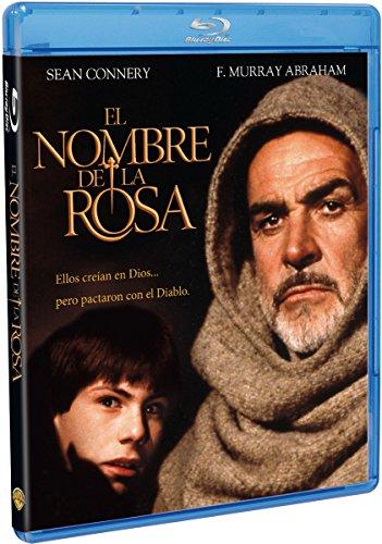 El Nombre De La Rosa Blu-Ray [Blu-ray]
