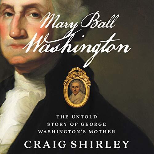 Mary Ball Washington audiobook cover art