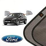 Cortinillas Parasoles Coche Laterales Traseras a Medida para Ford Fiesta (6) (Mk6) (2008-presente) Hatchback 5 Puertas
