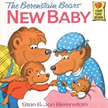 The Berenstain Bears' New Baby (Berenstain Bears First Time Chapter Books)