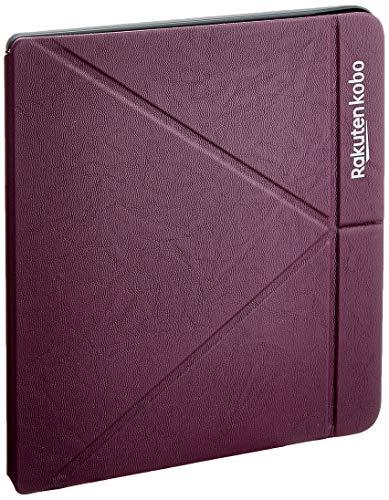 """Rakuten Kobo Kobo Forma Sleepcover Plum custodia per e-book reader Custodia a libro Porpora 20,3 cm (8"""")"""